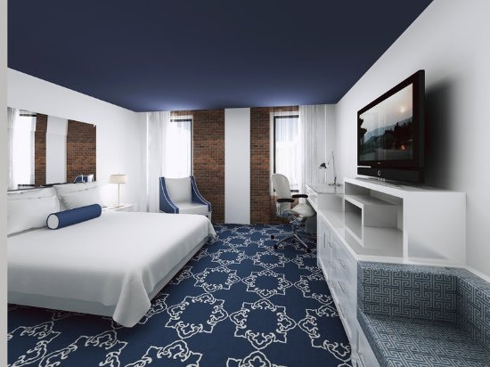 The Saint Hotel, Autograph Collection: Guestroom