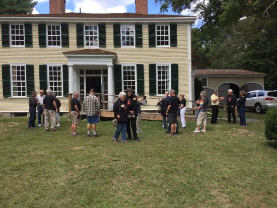 Middleboro, MA: HS Reunion at the Oliver House