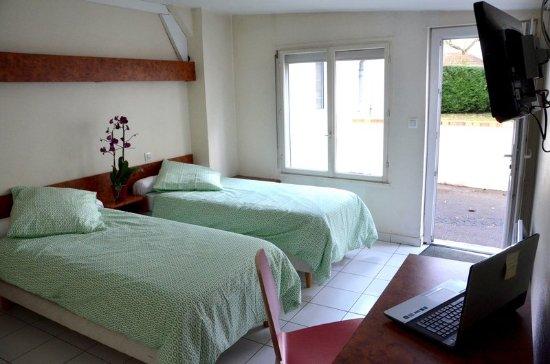 Saint Cyr l'Ecole, Frankrike: Room3