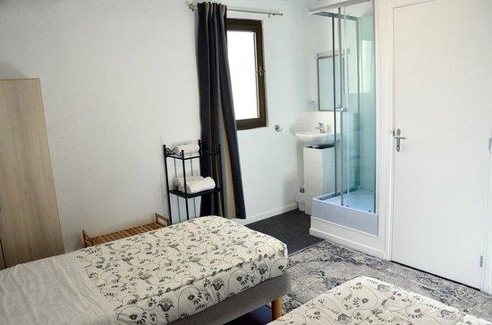 Saint Cyr l'Ecole, Frankrijk: Room1
