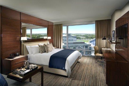 Frisco, Τέξας: Deluxe King Guest Room