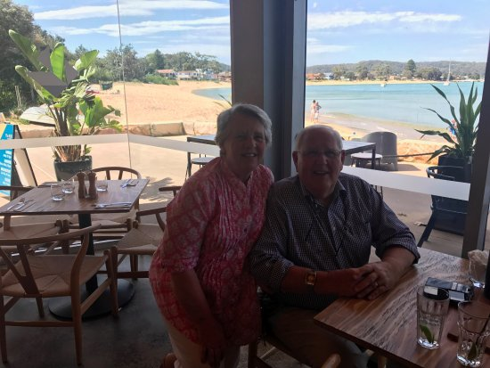 Ettalong Beach, Australia: Lunch at the Box