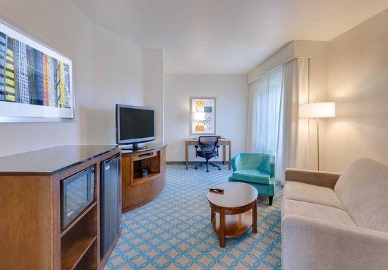 Μίλμπρε, Καλιφόρνια: One-Bedroom Suite - Living Area