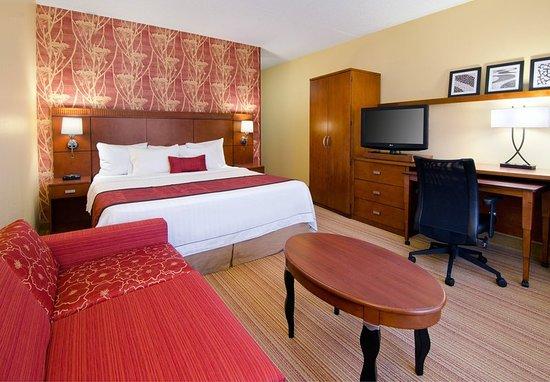Eden Prairie, MN: King Guest Room