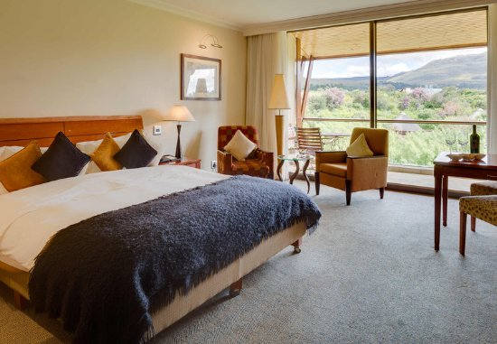 Kleinmond, Güney Afrika: King Guest Room - View