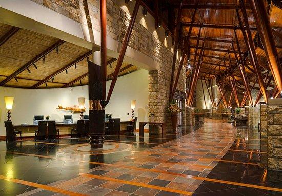 Kleinmond, Südafrika: Lobby
