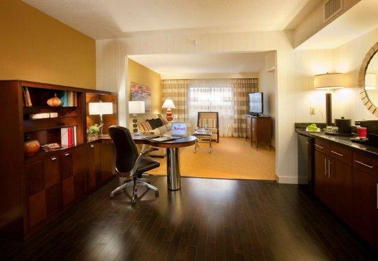 Brooklyn Park, Μινεσότα: Executive Suite