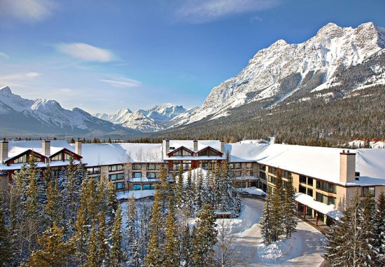 Kananaskis Country, Kanada: Winter Exterior