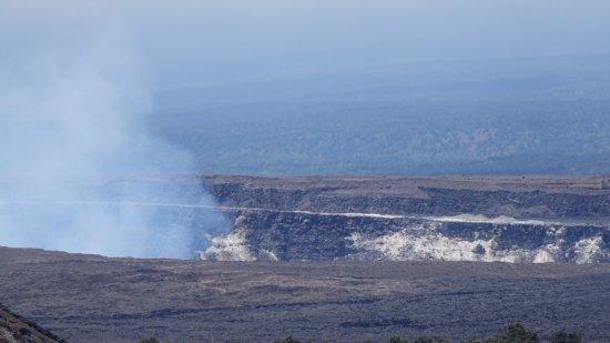 Keaau, Hawái: Volcanic activity