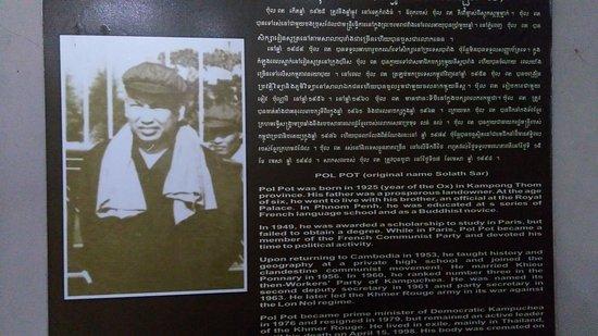 Choeung Ek Genocidal Center: IMG_20170917_135158_large.jpg