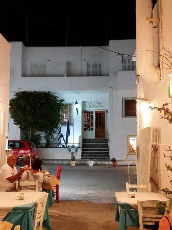 Hotel Capetan Giorgantas : Hotel entrance