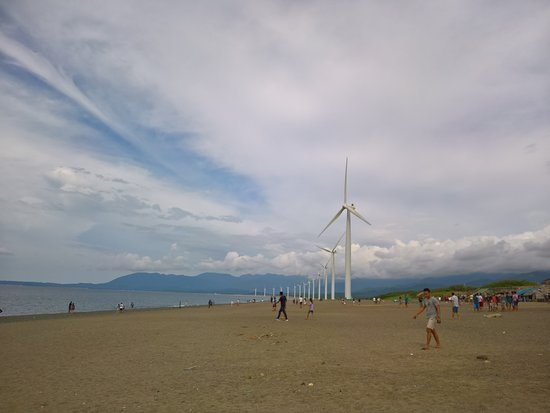 Ilocos Norte Province, Philippines: windmills