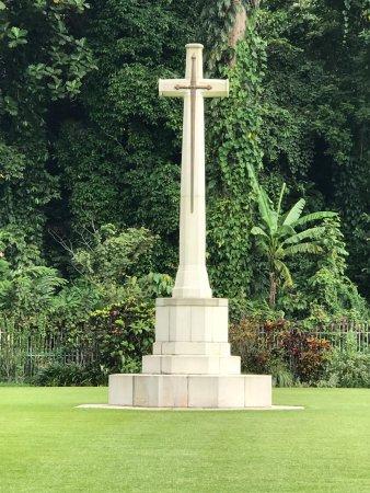 Lae, Papua Nya Guinea: Memorial