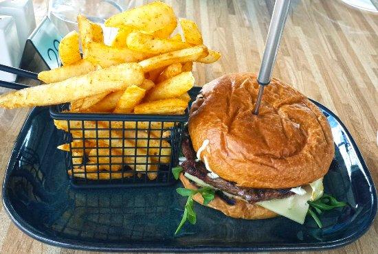 Ingham, Australie : Wagyu burger