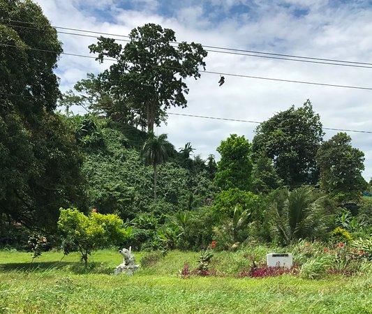 Lae, Papua-Neuguinea: Amelia Earhart Memorial