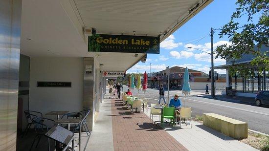 Batemans Bay, Australia: Street frontage