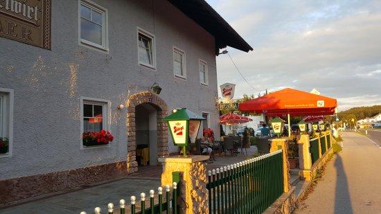Hof bei Salzburg, Austria: Pizzeria Bianco