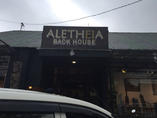 Aletheia Back House Is A Cozy Place To Chill With Your