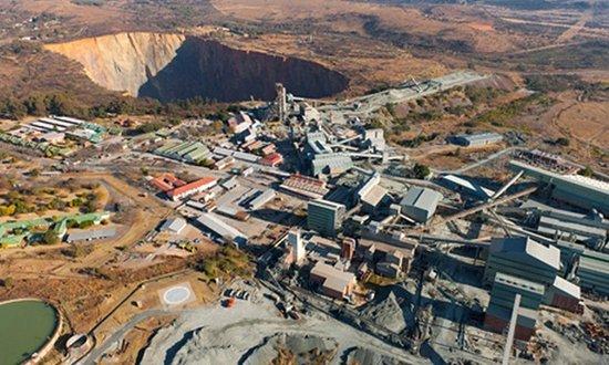 Centurion, Sudáfrica: Cullinan Diamond Mine