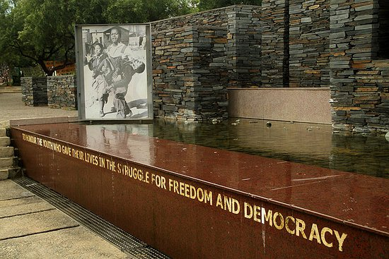 Centurion, Sudáfrica: Hector Pietersen Memorial, Soweto