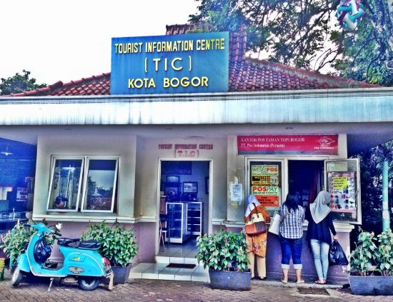 Bogor Tourist Information Center