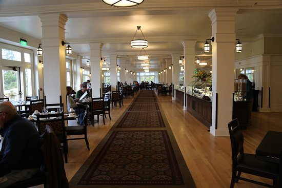 Awesome Lake Yellowstone Hotel Dining Room: Dining Area At Lake Yellowstone Hotel  Restaurant