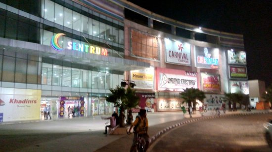 Mall Front View Picture Of Sentrum Mall Asansol Tripadvisor