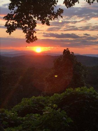 Morganton, GA: Perfect escape