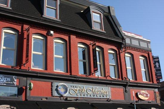 Ottawa, Kanada: In ByWard Market.