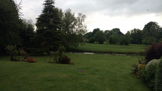 Grasmere House Hotel: Beautiful view from the room