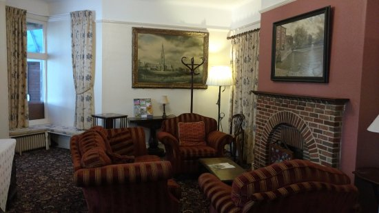 Grasmere House Hotel: Guest waiting area