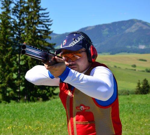 Liptovsky Mikulas, Slovakia: Shooting Range Liptov