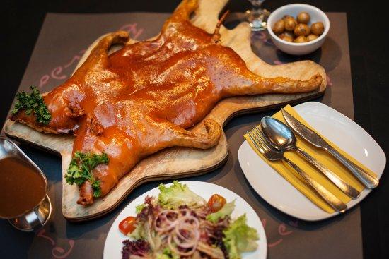 Best Non Halal Restaurant In Kl Review Of El Cerdo Kuala Lumpur Malaysia Tripadvisor