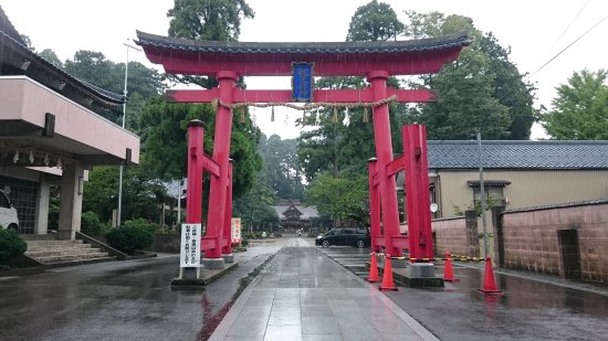 Tsurugi Shrine