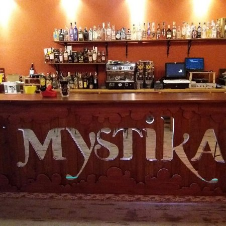 Sant Celoni, Ισπανία: Mystika Lounge Bar