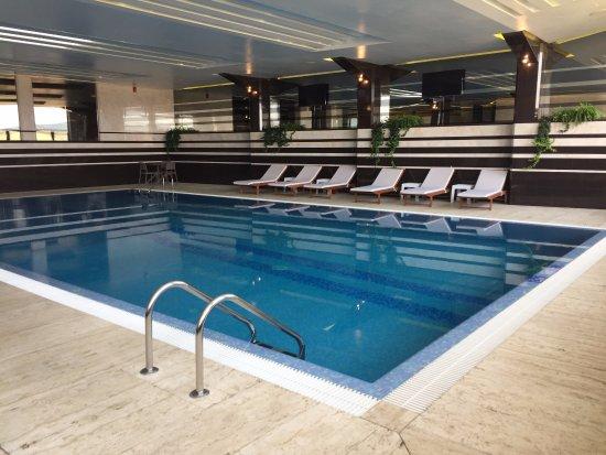 Hotel International Prishtina Spa