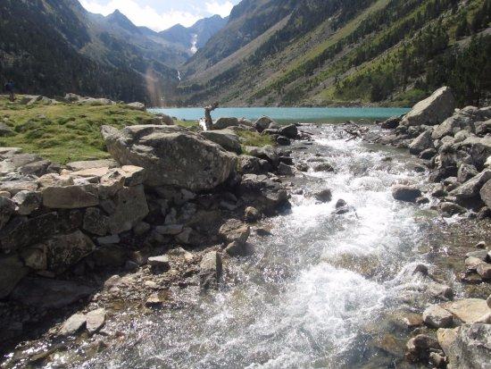 Lac de Gaube : il lago