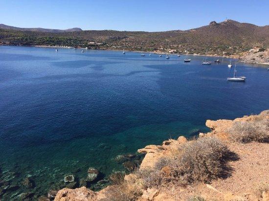 Sounio, Grecja: Замечательные пейзажи