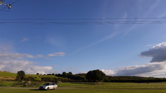 Roscrea, Irland: Great day at Bike Park Ireland (with great weather too!)