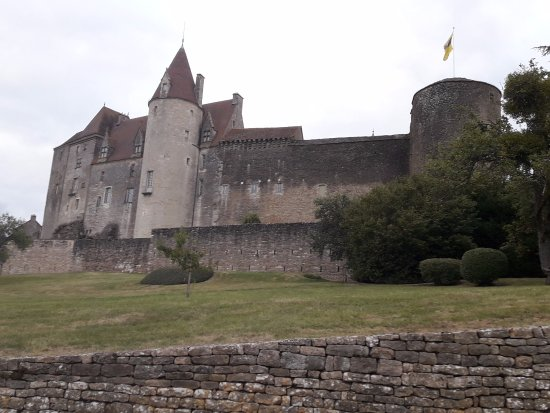 Chateauneuf, France: il castello