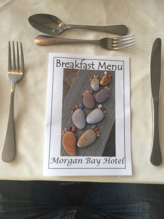 Morgan's Bay, Afrika Selatan: Morgan Bay Hotel