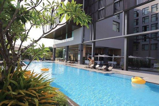 Midori Clark Hotel's Pontus Pool