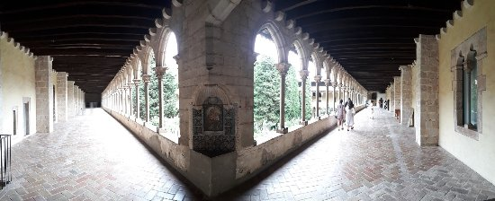 Reial Monestir de Santa Maria de Pedralbes : 2nd étage