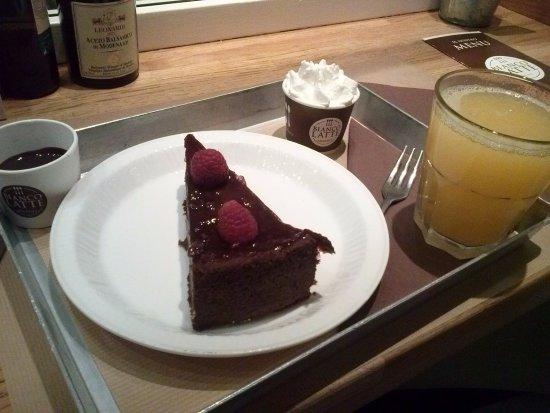 torta al cioccolato - Foto di Bianco Latte, Milano - TripAdvisor