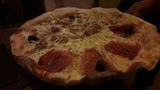Seu Bartho Pizzaria: boa pizza