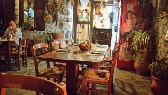 Spili, Griechenland: To Sideradiko