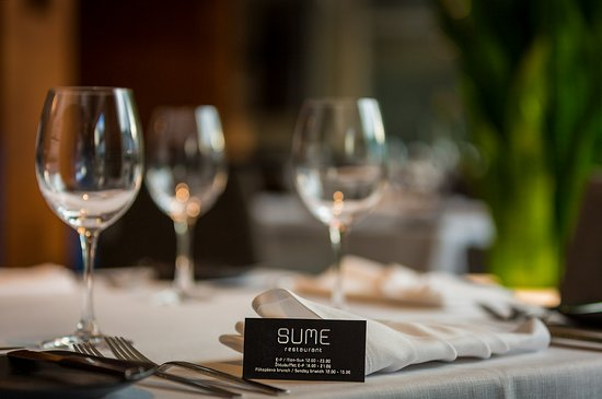 Tallink City Hotel: Sume restaurant