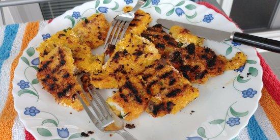 Glenelg, Australia: grilled fish