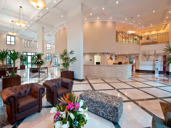 Mercure Sao Paulo Pinheiros Hotel: Foyer do Hotel Maravilhoso