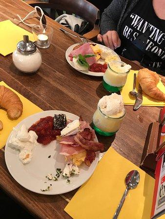 Cafe Extrablatt Flensburg Brunch